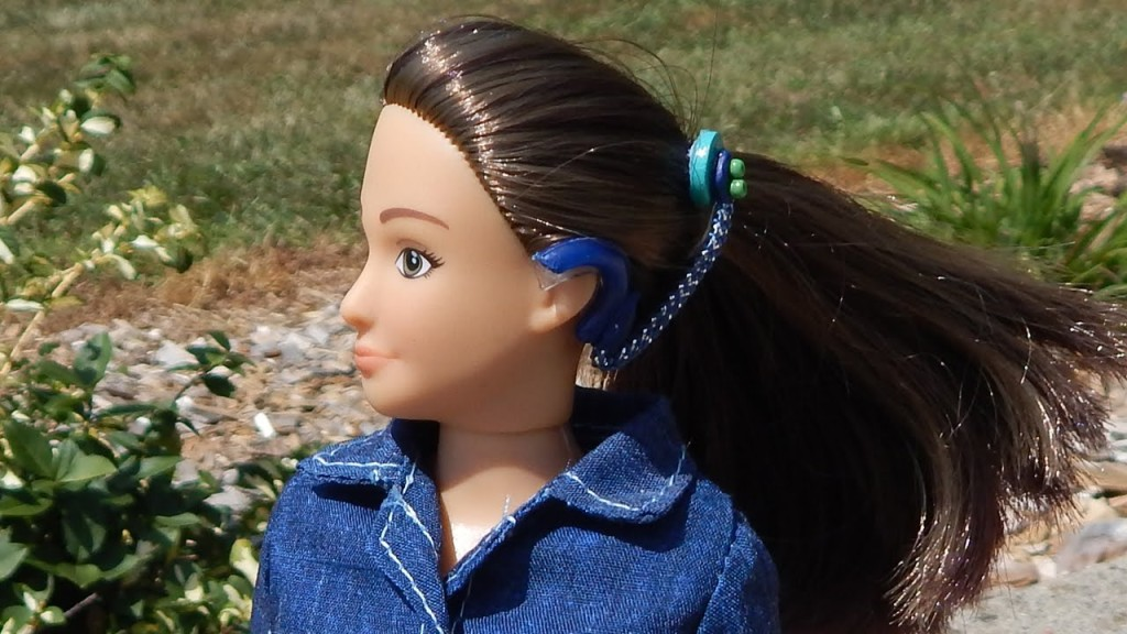 How To Make Cochlear Implants For Your Lammily Doll Lammily