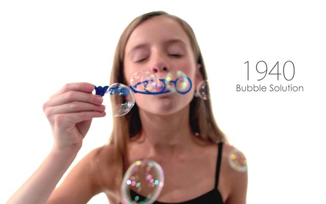 1940 bubble solution