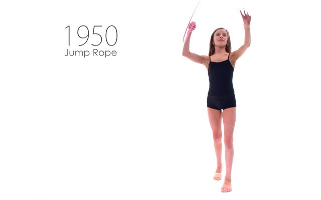 1950 jump rope