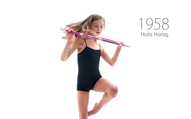 1958 hula hoop