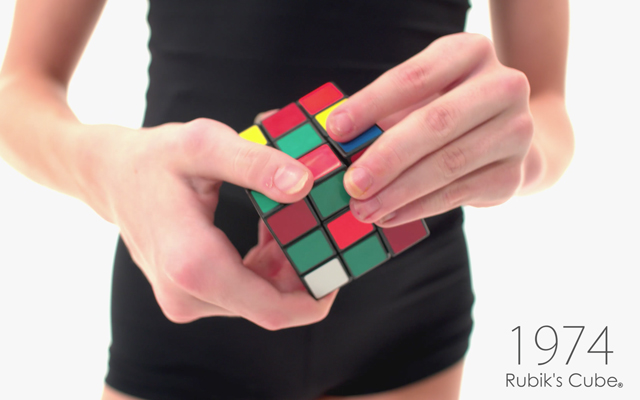1974 rubiks cube