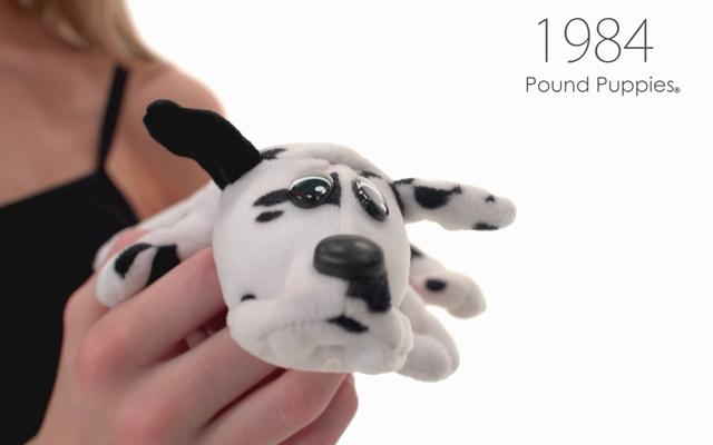 1984 pound puppies