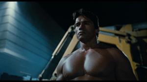 Arnold Schwarzenegger in Terminator , 1984