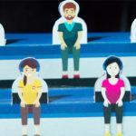 ice skating square